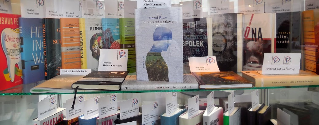 Výstava OP  na Světu knihy 2016