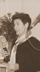 Donátorka stipendia Hany Žantovské