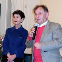 Irena Murray a Michael Žantovský, donátoři Stipendia H. Žantovské