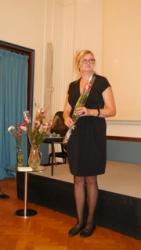 Zuzana Augustová, tvůrčí ocenění