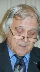 Předseda poroty Václav Jamek